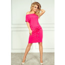 grossiste Vetement et accessoires:Robe Sport - Neon Pink
