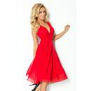 ingrosso Ingrosso Abbigliamento & Accessori:35-3 Chiffon - RED