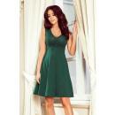 Großhandel Kleider: 238-2 BETTY ausgestelltes Kleid mit Ausschnitt
