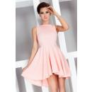 Großhandel Fashion & Accessoires: Exklusives Kleid  mit einer längeren zurück