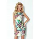 wholesale Fashion & Mode: 75-3 DRESS  narrowing locks sleeveless - KWI