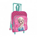 wholesale Licensed Products: Trolley backpack Snow Queen