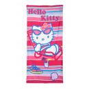 toalla de baño Hello Kitty 70 x 140 cm algodón