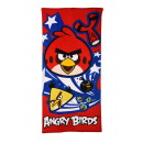 wholesale Home & Living: towel bath Angry  Birds 70 x 140 cm coton