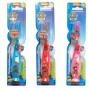 grossiste Articles sous Licence: Brosse à dent paw patrol lumineuse