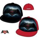 groothandel Licentie artikelen: Cap Batman vs  Superman zwart rood kinderen