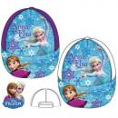groothandel Licentie artikelen: Cap Frozen paars en wit kind
