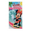 wholesale Licensed Products: towel bath Minnie coton 70x140