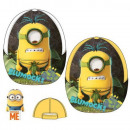 wholesale Licensed Products: Hat Minions yellow white child