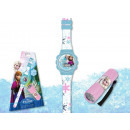 Frozen set montre digitale + lampe torche