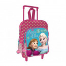 Trolley zaino Snow Queen frozen