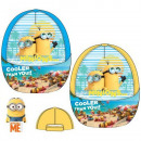 wholesale Licensed Products: Hat Minions blue yellow child