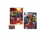 grossiste Coussins & Couvertures:Plaid polaire Avengers