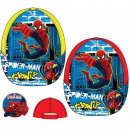 wholesale Licensed Products: Children Cap Spiderman red yellow