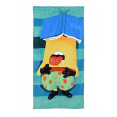 hurtownia Produkty licencyjne: ręcznik do kąpieli  Minionki bawełna 70 x 140
