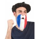 Barbe tricolore France euro 2016