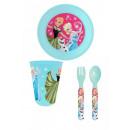 hurtownia Produkty licencyjne: Zestaw Lunch 3 pokoje królowej SNOW