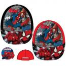 ingrosso Prodotti con Licenza (Licensing): Protezione dei  bambini Spiderman rosso nero