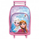 wholesale Licensed Products: Trolley backpack Snow Queen frozen