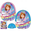 wholesale Licensed Products: Child hat Princess Sofia pink blue
