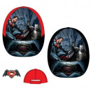 wholesale Licensed Products: Child Cap Batman  vs Superman black red