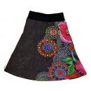 wholesale Skirts: Fashionable  women's skirt - gray
