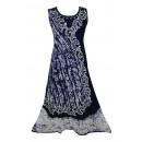 Sommerkleid für Damen - grau