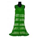 Großes Sommerkleid - Grün