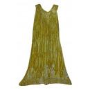 Großes Sommerkleid - Gold