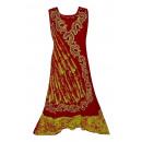 Sommerkleid für Frauen - rot