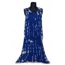Sommerkleid für Frauen - blau
