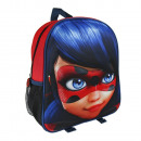 wholesale School Supplies:Miraculous 3D backpack