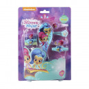 wholesale Accessories: Shimmer and Shine hair brush, hair stick, hair set