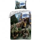 Jurassic World ágynemű 140x200+70x90