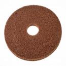 groothandel Reinigingsproducten:Brown Scrubber 17