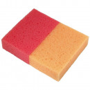 wholesale Shower & Bath: Bath sponge 'Iris' 2 pcs