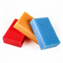 wholesale Shower & Bath:Bath sponge 3 pcs