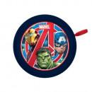 Großhandel Fahrräder & Zubehör: Avengers Fahrradklingel aus Metall