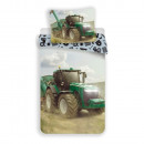 Tractor Bedding (Green)