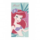 Ariel la serviette à séchage rapide de la petite s