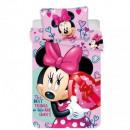 Minnie biancheria da letto mouse ovis (cuore)