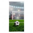 Soccer towel (stadium)
