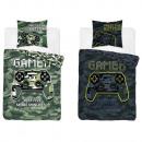 hurtownia Produkty licencyjne: Fosforyzująca pościel Gamer (wojskowa)