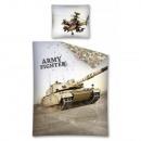 Großhandel RC-Spielzeug: Militärpanzer Leinen (verfolgt) 140x200 cm