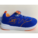 wholesale Childrens & Baby Clothing: Baby sports shoes (blue-orange)