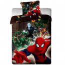wholesale Bed sheets and blankets: Spiderman bed linen (Goblin) 140x200 cm