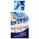 Ropa de cama Real Madrid 140x200 70x90