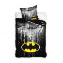Batman pościel (czarny nietoperz)