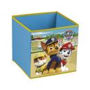 nagyker Licenc termékek: Paw Patrol 3D játéktároló (kocka)
