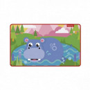 wholesale Children's Furniture: Fisher Price Rug 45x75 cm (Hippopotamus)
